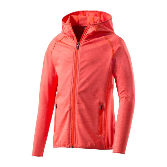 Energetics Junior Funda 4 Fitness Jacket - Red Light